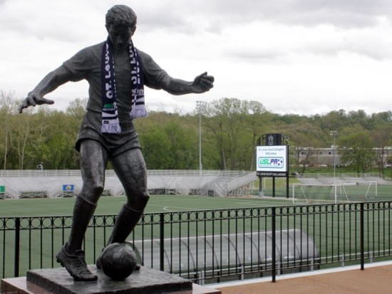 Next year, Soccer Park's 5,000 seats will be gloriously filled with rabid soccer fans cheering on their city's team. We can't wait. - DANNY WICENTOWSKI