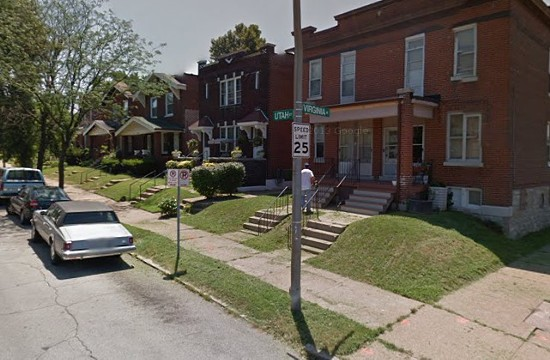 Virginia Avenue. - VIA GOOGLE MAPS
