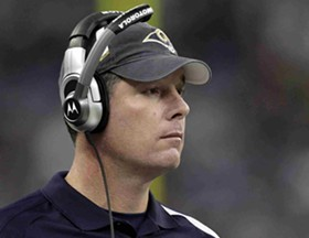 Pat Shurmur is expected to be named the Cleveland Browns' next head coach in the very near future.