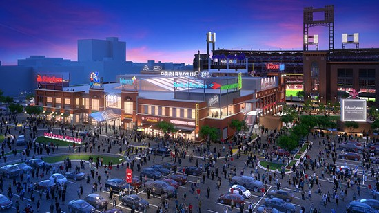 Wanna party here? Put some sleeves on and pull your pants up. - BALLPARK VILLAGE