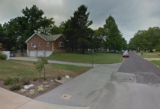 Arv-Ellen Drive where the shooting took place. - VIA GOOGLE MAPS