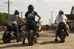 2013 Ride of the Century Funfest in Columbia, Illinois. - DANNY WICENTOWSKI