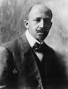 W.E.B. DuBois - LIBRARY OF CONGRESS