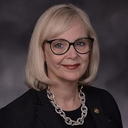 Rep. Stacey Newman.