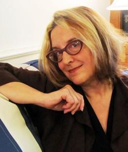 Joan Lipkin of That Uppity Theatre Company - IMAGE VIA