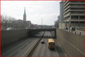 """Look at this """"gaping wound"""" of a highway - CITYTORIVER.ORG"""