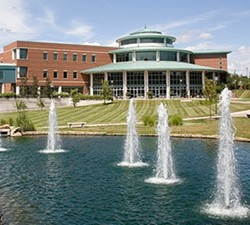 University of Missouri St. Louis. - VIA WIKIMEDIA COMMONS