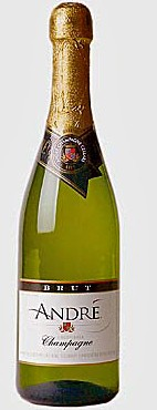 If you plan on having an Andre champagne sort of New Year's Eve, these options may suit your budget.