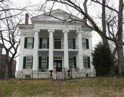 The Chatillon-DeMenil House - PHOTO COURTESY OF LYNN JOSSE
