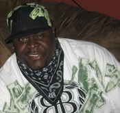 Chris ''Big Black'' Boykin, Saturday at Club Buca