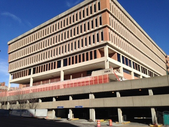 Built in 1970, the courthouse is in need of updated wiring, elevators and courtrooms.