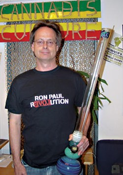 Marc Emery: The Baron of the Bong - WWW.SEATTLEWEEKLY.COM