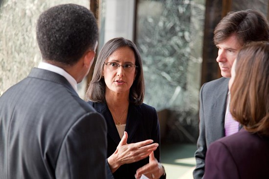Illinois Attorney General Lisa Madigan. - VIA FACEBOOK