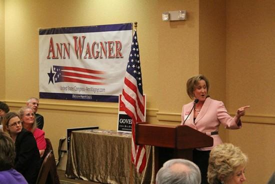 Ann Wagner. - VIA FACEBOOK