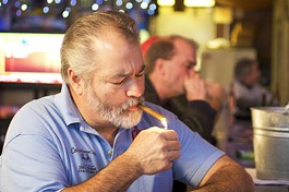 Is Ken Ortmann the reefer reformer or are we just blowing smoke? - PHOTO: JENNIFER SILVERBERG