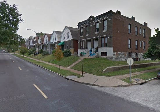 Dutchtown street where police were originally called for a domestic violence case. - VIA GOOGLE MAPS