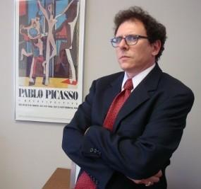 David Schwartz says his adviser told him he'd fail as a counselor. - JOHN H. TUCKER