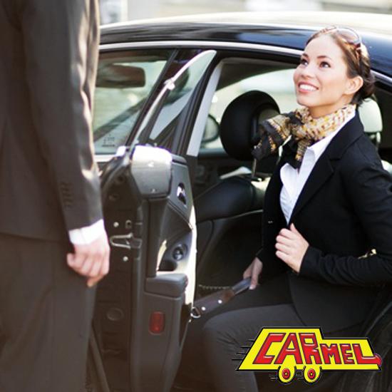 Carmel Car and Limo wants Lyft to stop complaining. - CARMEL VIA FACEBOOK