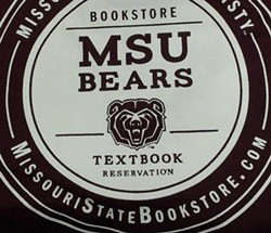No spellcheck for screenprints. - MISSOURI STATE UNIVERSITY BOOKSTORE FACEBOOK PAGE