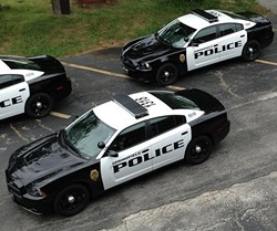 Springfield Police. - VIA FACEBOOK