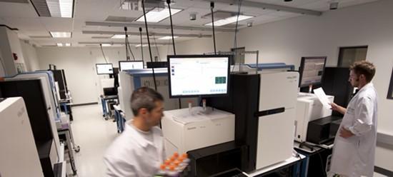 Genome Institute. - VIA