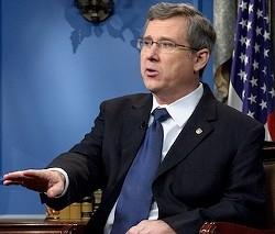 Senator Mark Kirk. - VIA
