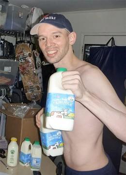 Trent Arsenault, Missouri native and DIY sperm donor (and DIY porn star) - TRENTDONOR.COM