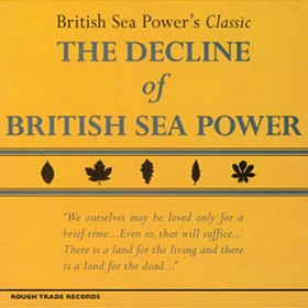 It wouldn't be terrible if Chris Carpenter's decline went along the lines of British Sea Power's. He might not pitch as well anymore, but his records should be markedly better.