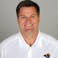 Rams tight-ends coach Rob Boras got his rings stolen - IMAGE VIA