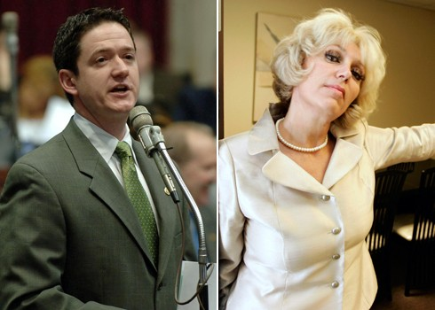 Speaker Tim Jones and Birther Queen Orly Taitz teamed up on a lawsuit questioning the validity of Obama's birth certificate.
