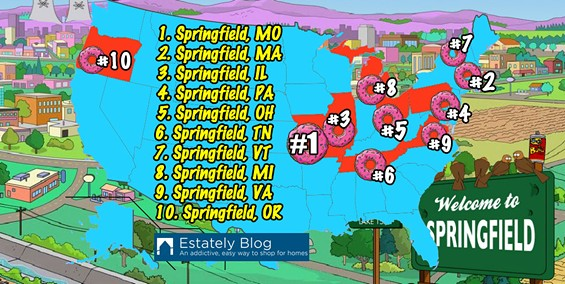 Missouri is No. 1! - ESTATELY