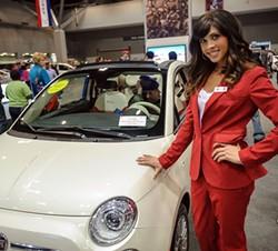 2013 St. Louis Auto Show: Mini-er than ever. - JASON STOFF