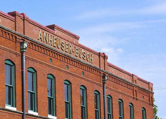 Can you spell Anheuser-Busch without looking it up? - DOUG WERTMAN ON FLICKR, CROPPED