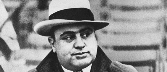 Sure Al Capone was from Chicago, but did you know he vacationed in Rockaway Beach, Missouri? Maybe he stayed there in part to combat Syphillis, caused by the microbe Treponema pallidum spirochete.