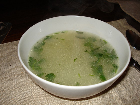 Broth is the new superfood. | Peter Smith via Flickr