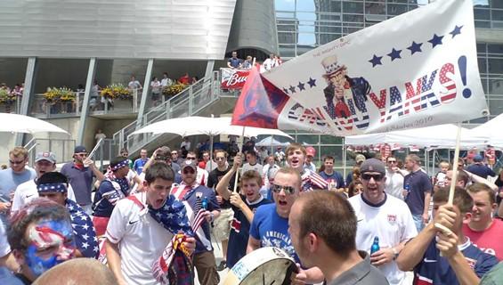 America eff yeah!