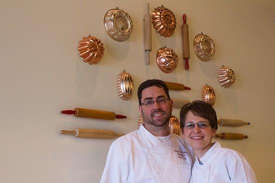 Dan and Amy Maddox.