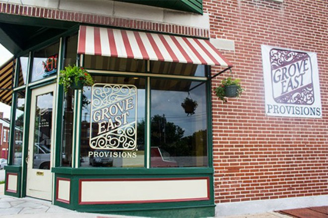 Grove East Provisions has closed its doors after a four-year run. - MABEL SUEN