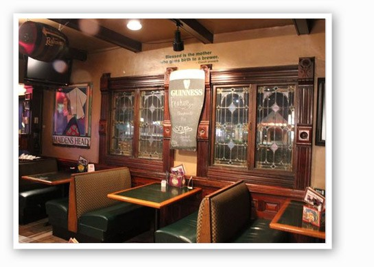 Growlers Pub is closed after 18 years.   RFT Photo