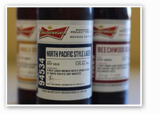 Budweiser's Project 12 picks. | Nancy Stiles