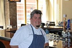 Joseph Hemp V, chef of Robust | Ian Froeb