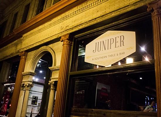 Juniper | Jennifer Silverberg