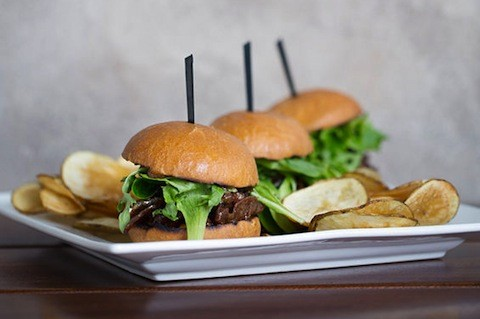 The bulgogi sliders at Takaya New Asian | Jennifer Silverberg