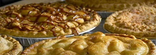 Eckert's Country Store does pie right.