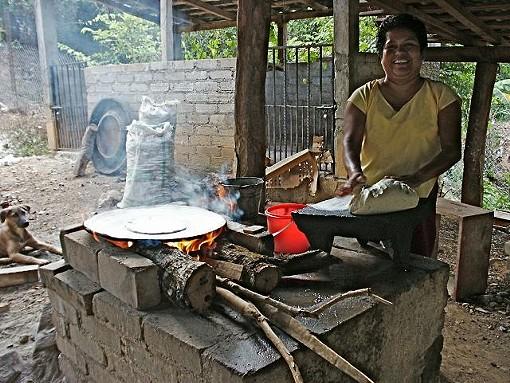 Braulia López López, coffee farmer and taxi driver. - ZACH DYER