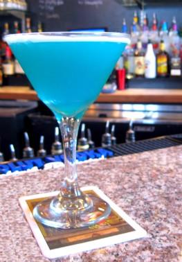 The Capri Sun cocktail at Sassy Jac's. - ALICE TELIOS