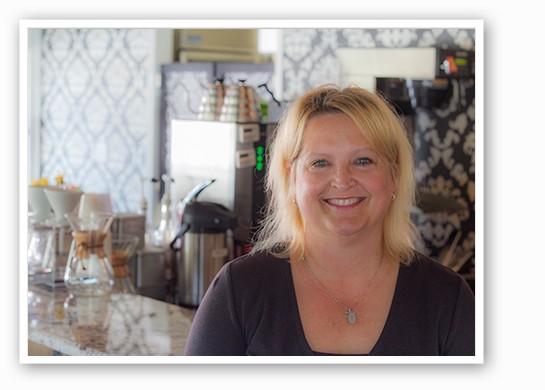 Colleen Thompson of Colleen's Cookies. | Mabel Suen