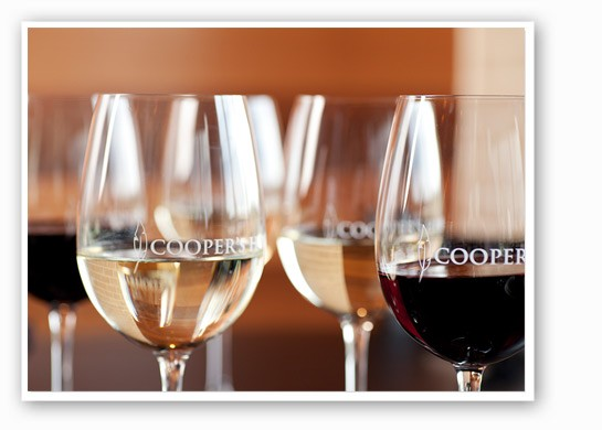 Fancy a taste?   Cooper's Hawk Winery & Restaurant