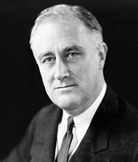 Franklin Delano Roosevelt, Dive Bomber-approved President