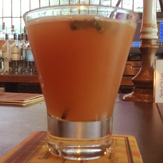 """The """"Cascade Cocktail"""" 